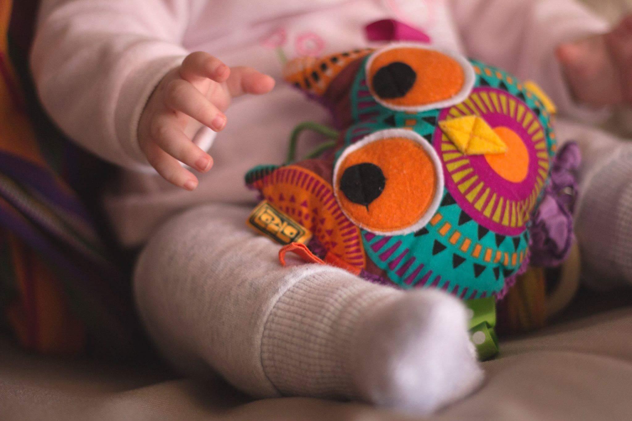 Tappeto Bimbi Per Gattonare : Giochi sensoriali per bambini realizzati in stoffa di cotone